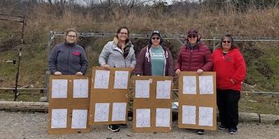 NRA's Women On Target