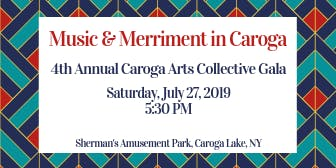 Caroga Arts Gala with Matthew Whitaker Quartet
