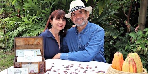 Taller de Cultivo de Cacao en Hacienda Jeanmarie Chocolat