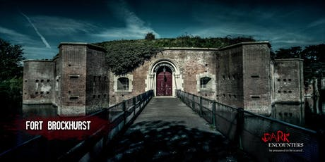 Ghost Hunt of Fort Brockhurst tickets