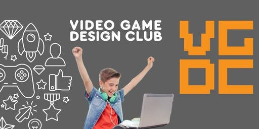 Video Game Design Club: Back to School OPEN HOUSE