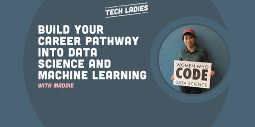 *Webinar* Build Your Career Pathway into Data Science and Machine Learning