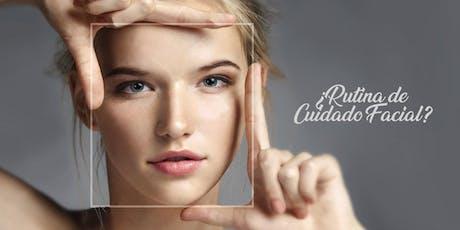 Cuidado Facial y Tratamiento personalizado para tu piel tickets