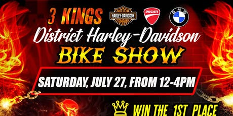 District 3 Kings Bike Show tickets