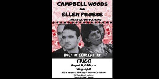 Ellen Froese & Campbell Woods