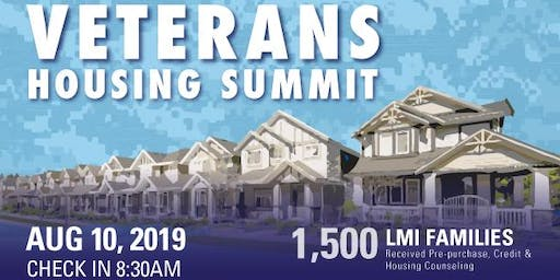 Veterans Housing Summit with Consolidated Credit Solutions
