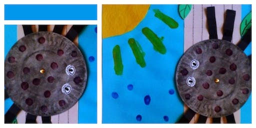FALL SPECIAL-50% OFF! Itsy Bitsy Spider Workshop (18 Months-6 Years)
