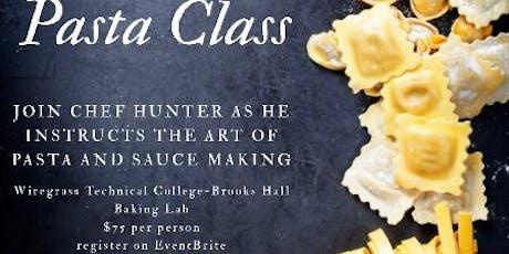 Culinary Arts: Pasta! - Valdosta Campus tickets