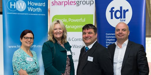 Warrington Business Breakfast November