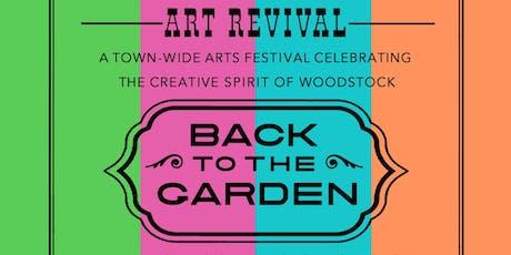 The Secret City Art Revival—Guided Art Tour tickets
