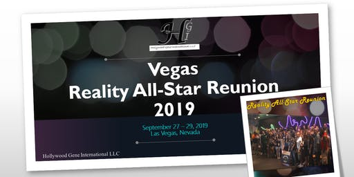 ULTIMATE 2019 Vegas Reality All-Star Reunion (Special Invitation for Fans & Friends)