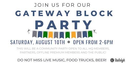 Gateway Block Party