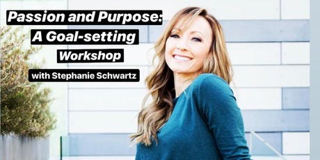 Passion and Purpose: A Goal-setting Workshop tickets