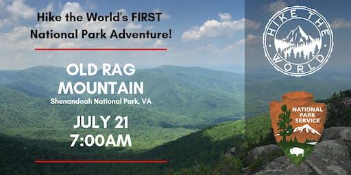 Old Rag Mountain - Shenandoah National Park