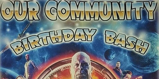 Our 2nd Annual Community Birthday Bash