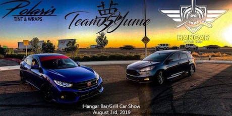 Team Yume/ Hangar BBQ Car Show tickets