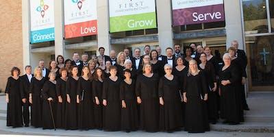 William Baker Festival Singers Kansas Tour Performance - Manhattan
