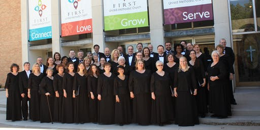William Baker Festival Singers Kansas Tour Performance - Manhattan