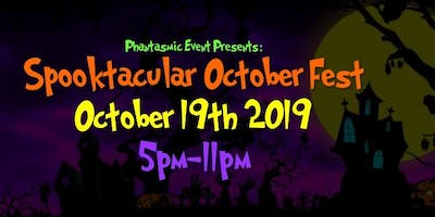 Spooktacular October Fest Presale Tickets