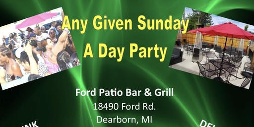 AnyGivenSundayADayParty Official NAACP Welcome party