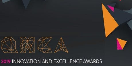QMCA 2019 Innovation & Excellence Awards Lunch tickets