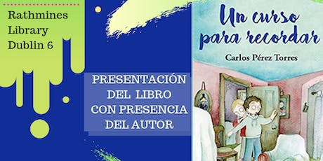 Book Launch: Un curso para recordar tickets