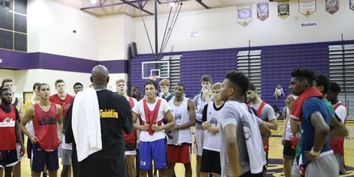 The Big and Tall Lifestyle Basketball Camp