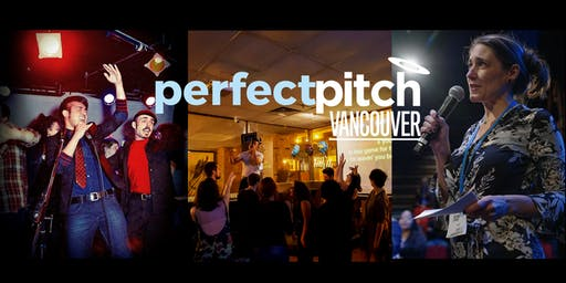 Perfect Pitch Vancouver: Karaoke Fundraiser