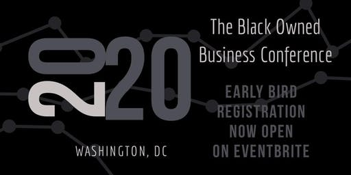 The 2020 National Black Owned Business Conference