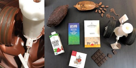 Master Class: Bean To Bar Chocolate Making (6 Hours - 2 Evenings) tickets