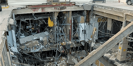 Elliot Lake's Algo Mall Collapse tickets
