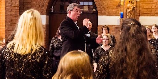 William Baker Festival Singers 2020 Home Concert: Fire & Light