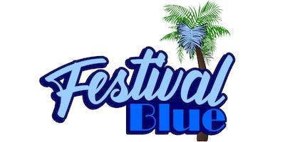 Festival Blue