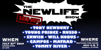 THENEWLIFE Presents: Tony Newbury, Young Prince and More!