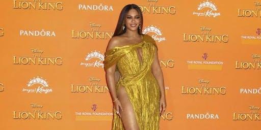 Beyoncé lion king concert
