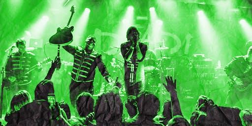 Myspace Nite Feat. Dead! MCR Tribute Band