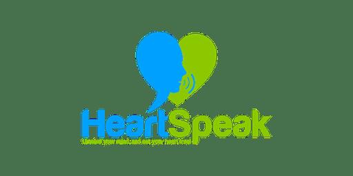 Newcastle HeartSpeak Group Meetup - Wednesday 24th July @ 7:30pm