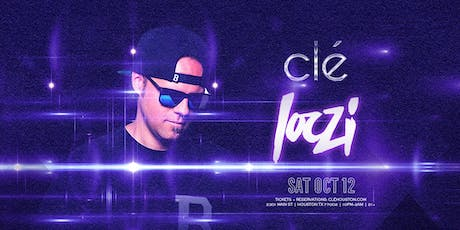 Loczi / Saturday October 12th / Clé tickets