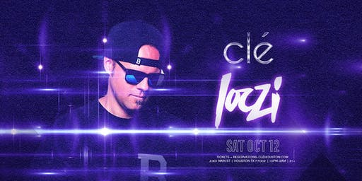 Loczi / Saturday October 12th / Clé