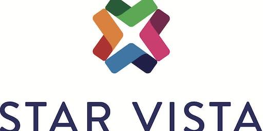 StarVista's Crisis Hotline Volunteer Information Panel