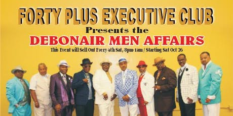 THE DEBONAIR MEN AFFAIRS /with Legendary Celebrity DJ Davey D of KPOO Radio tickets