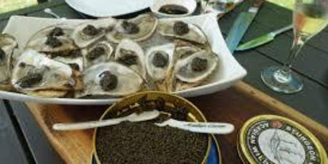 Porta Blu Cooking Series Presents: Caviar, Oysters and Bubbles tickets