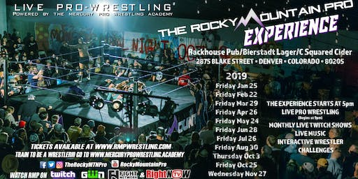 The Rocky Mountain Pro Experience