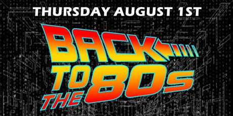 Fun 80's Night with Cocktails, Food & Hookah! $10 tickets