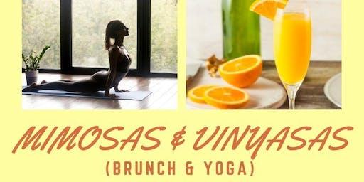 Mimosas & Vinyasas