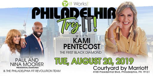 Philadelphia, PA Try IT With Kami Pentecost