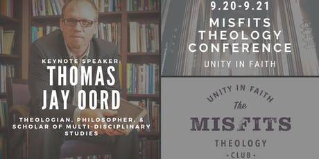 Misfits Theology Conference tickets