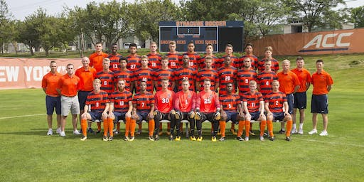 Syracuse Men's Soccer Home Opener