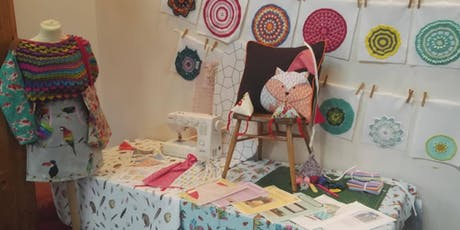 CLP Sewing Cafe Full Day tickets