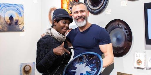 The Sage Pass | Superfine! Art Fair | DC 2019